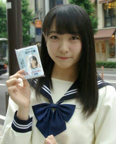 おめでとう、石田千穂ちゃん、STU48