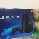 PS4 PRO、買ってきてすぐにやること、起動、設定、メモ