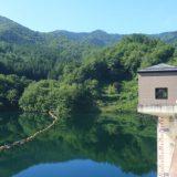 【ダム巡り】大ヶ洞ダム(おおがほらダム) ドローンで空撮、ダムカード、岐阜県