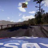 WRC 8,速攻レビュー,買って3日目のプレイ,フランス,ツールドコルス,初走行,France,