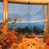 【温泉めぐり】ファインビュー室山、見晴らし最高でした、長野県