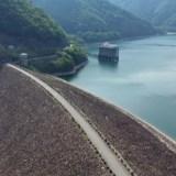 岩屋ダム、ダムカード、世界最大の水車発電量、岐阜県