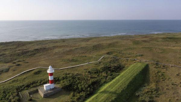 石狩灯台,北海道,最古の灯台,空から散歩,北海道2019,紅葉ツアー