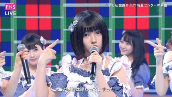なぜに矢作萌夏が卒業??