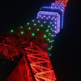 【東京タワー】ライトアップ~12月23日は東京タワー開業記念日~見てきました