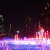【動画】~東京ミッドタウン・クリスマス~イルミネーション~19万個のLEDの光と音楽のライトアップショー~スターライトガーデン~六本木~2019.12
