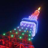 【動画】東京タワーのライトアップ~12月23日限定バージョン~開業記念日~2019年