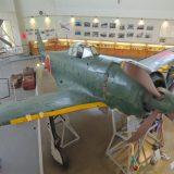 【紫電改の博物館、愛媛県】世界で4機のうちの日本に唯一存在する紫電改が愛媛県にあった。