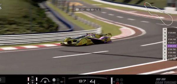 【GTsport】京都ドライビングパーク 山際 雅 セッティング トマホークX VGT