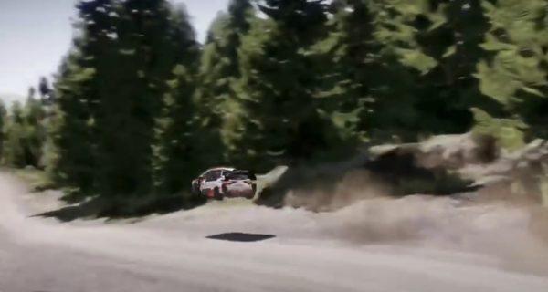 WRC8 Quickplay #6 win フィンランドで一勝目 HORCA ヤリス トヨタ PS4