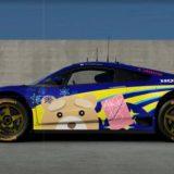 【GT sport】リバリーエディタ 使い方 デカールの貼り方 ホンダ NSXのgr.BラリーカーをインプレッサWRC風に