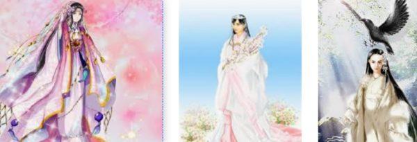 【瀬織津姫】浄化と癒やしの時代へ