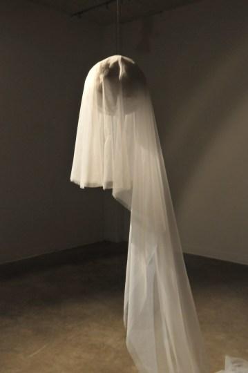 Underneath. Soft sculpture. 2016.