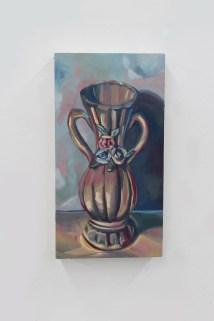 Vase. Oil on panel. 2016.