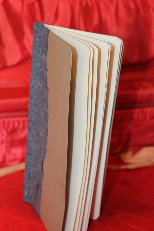 Handmade Day #12: The Little List Book (Handmade Blank Book)