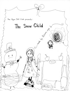 the Snow Child by Paloma copy