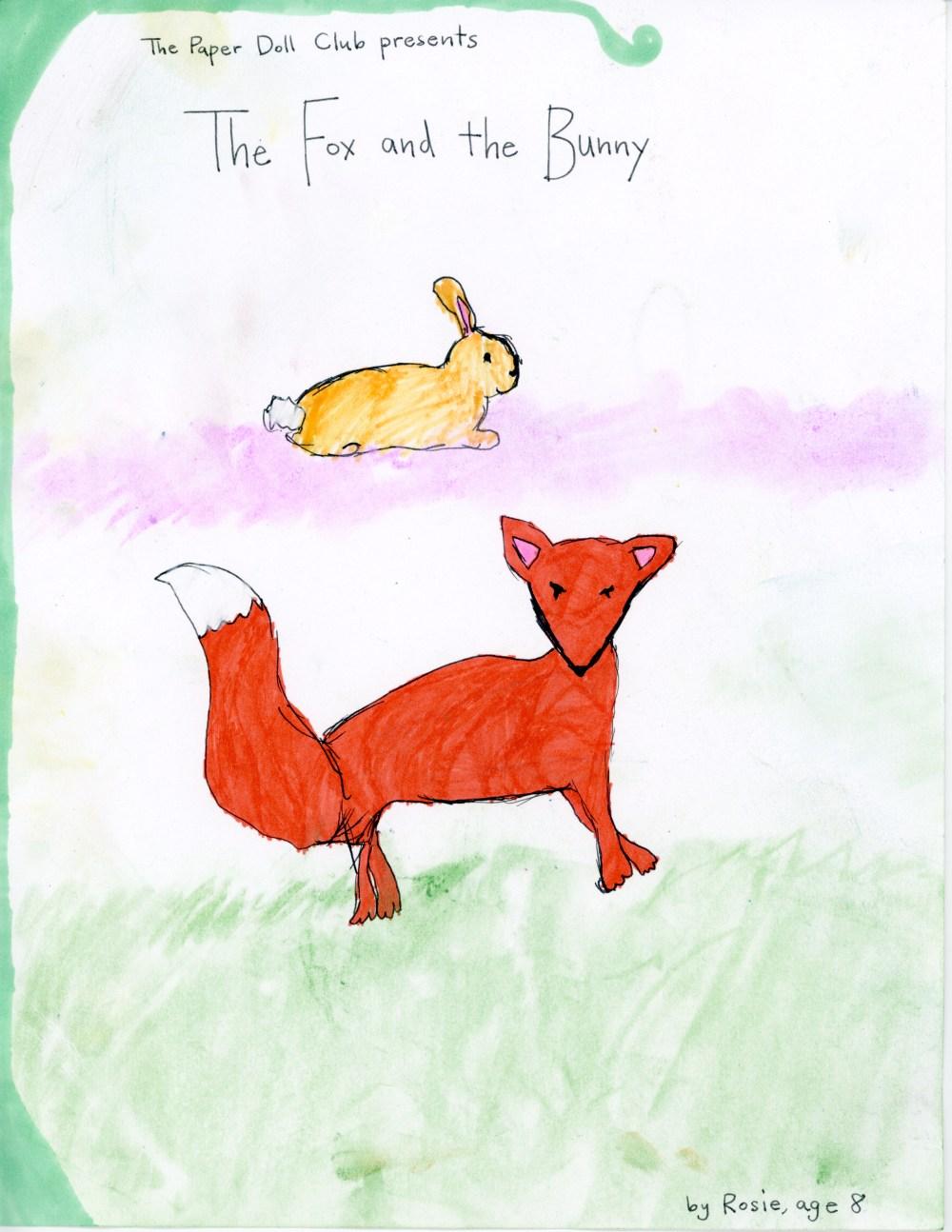 Fox and Bunny copy