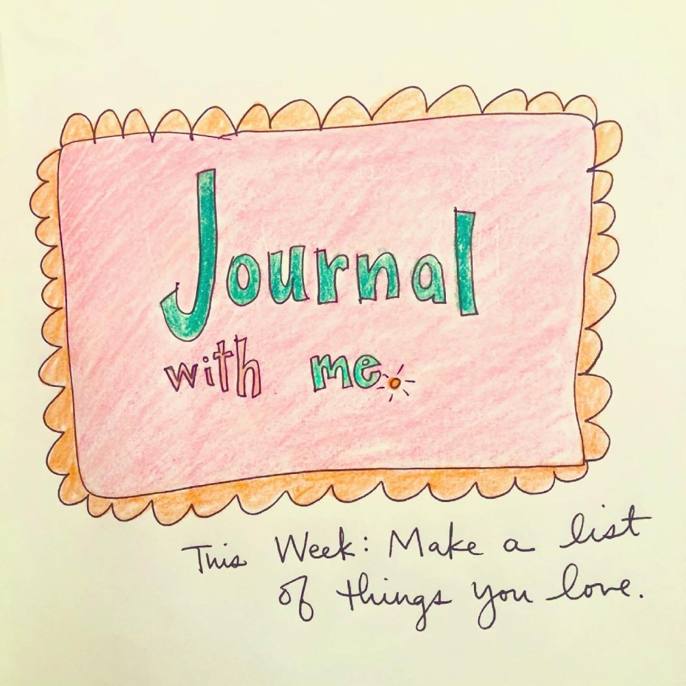 journal with me, mackenzie chester, journaling prompt, free journaling, instagram, inspiration, the sacred everyday,