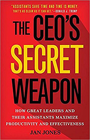 CEO's Secret Weapon by Jan Jones