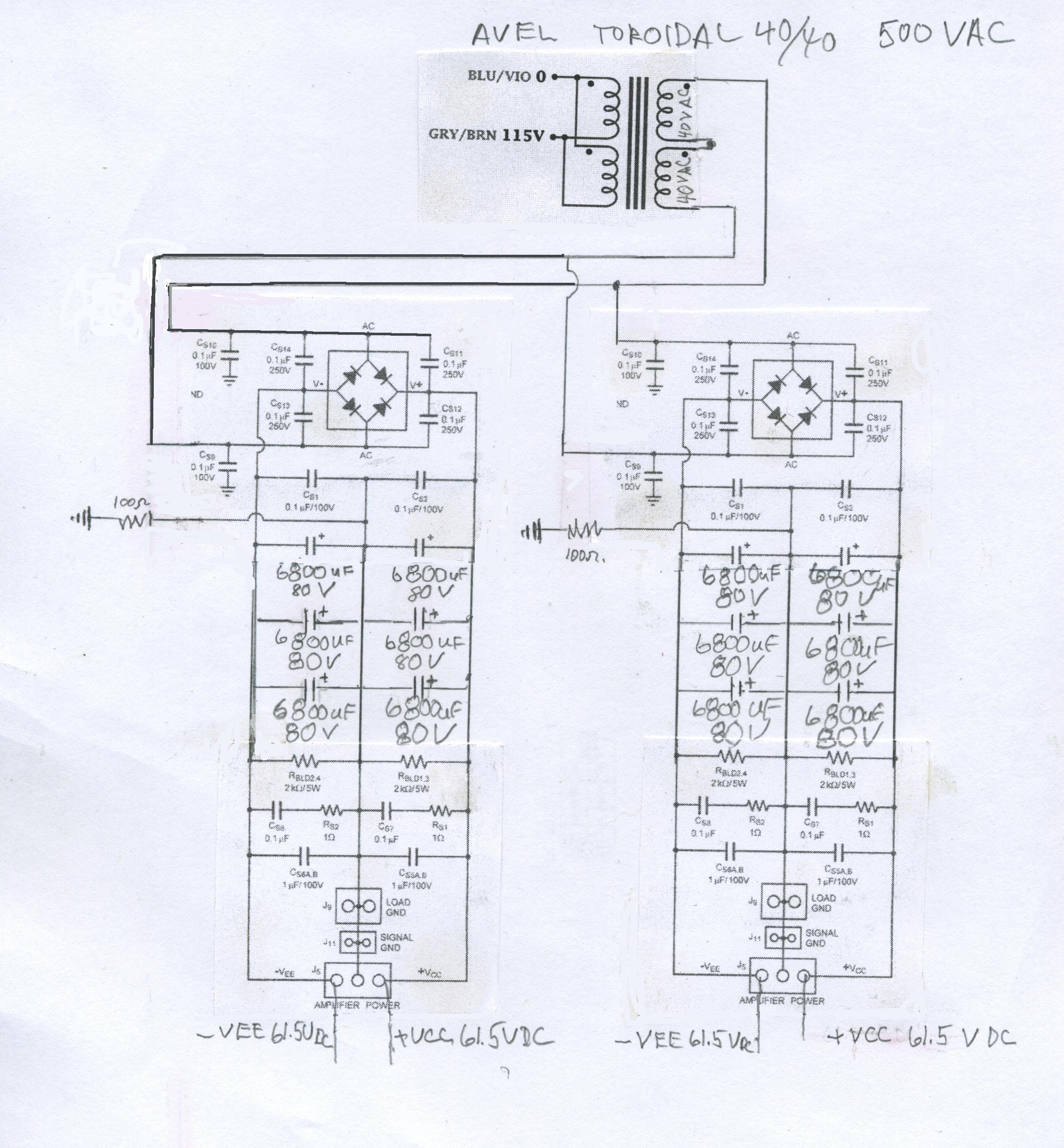 Lme Mono Amp Board Project
