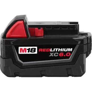 M18™ REDLITHIUM™ XC6.0 Battery Pack