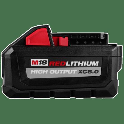 M18™ REDLITHIUM HIGH OUTPUT™ XC8.0 Starter Kit