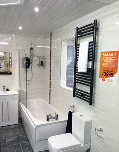 Our Packages   Mackie Bathrooms Bathroom Packages Ayrshire