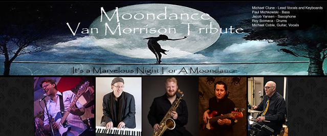 Michael Clune and Moondance