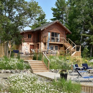 Wild Garden Decks Lake of the Woods MacKneson Design Inc