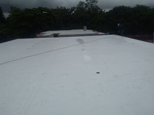 Co Sarnafil Roof Deck
