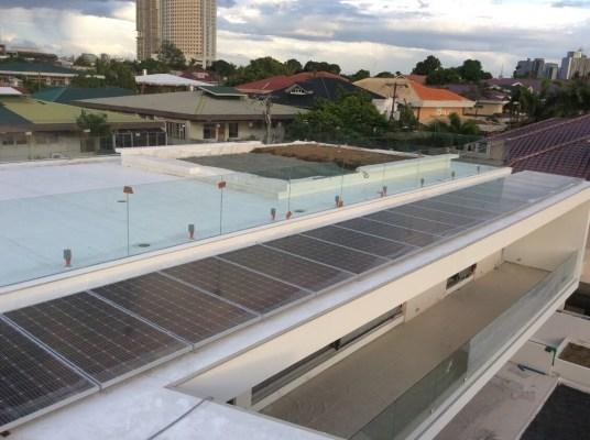 Laude solar