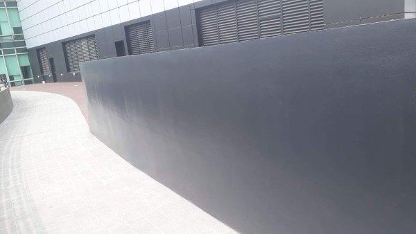 Planter|Swimming Pool Wall at OMP