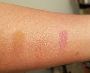 Inglot Freedom System Eyeshadow Swatches
