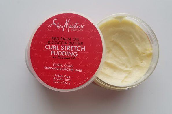 Shea Moisture Red Palm Curl Stretch Pudding