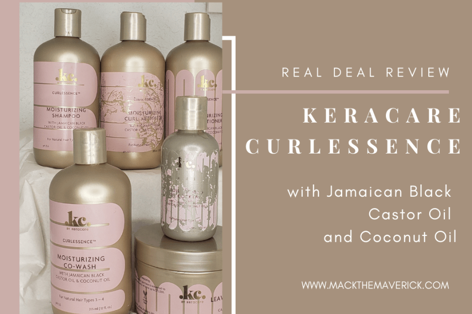 Keracare Curlessence Collection