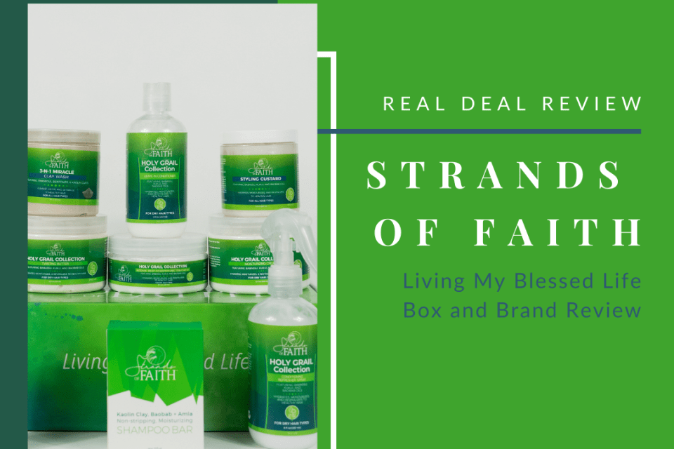 Strands of Faith Products