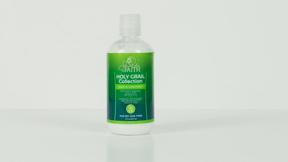 Strands of Faith Leave-In Conditioner