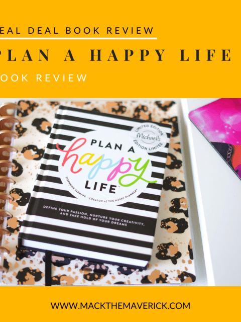 plan a happy life book