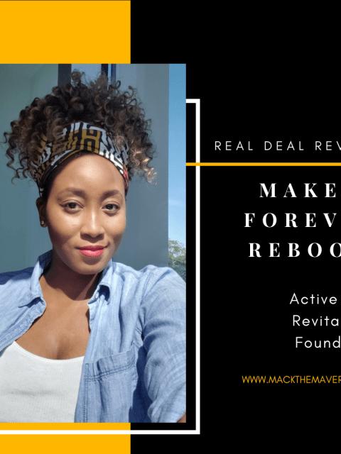makeup forever reboot