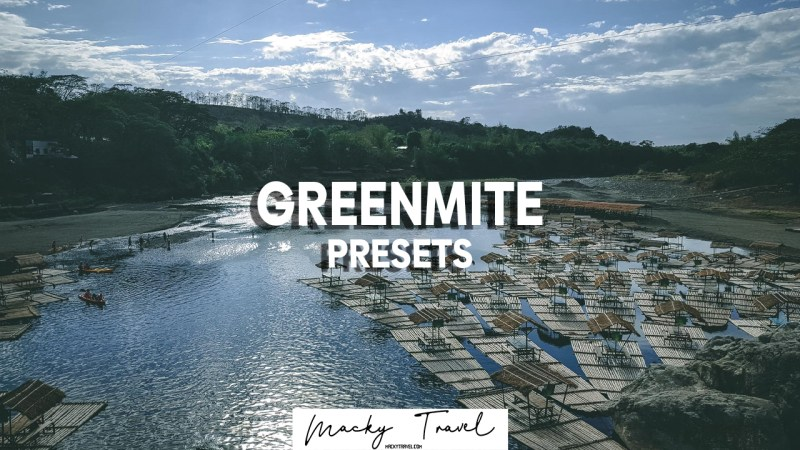 GREENMITE LIGHTROOM PRESETS DNG XMP