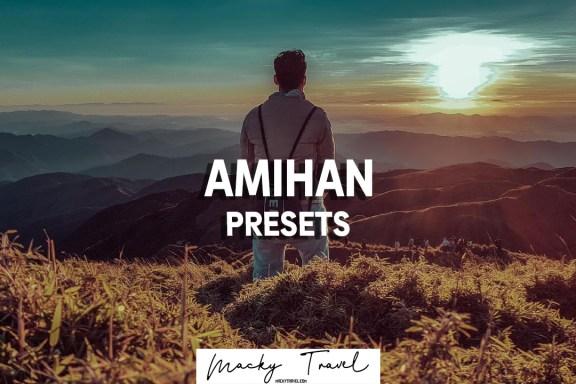 amihan lightroom presets