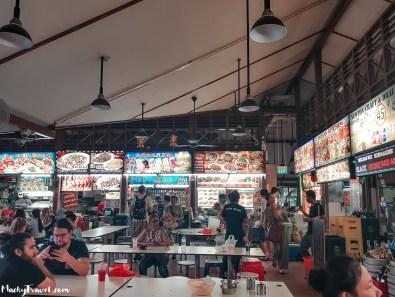 Newton Food Park singapore