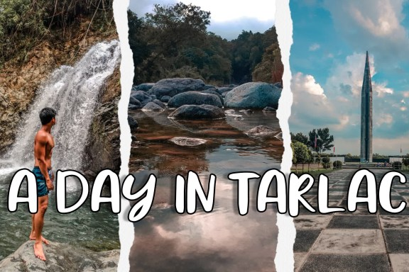 tarlac travel video