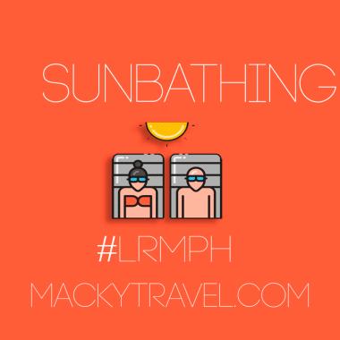sunbathing presets