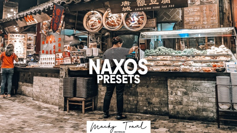 naxos travel lightroom presets