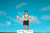 premium blue tone lightroom presets