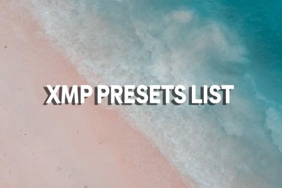macky travel presets xmp files