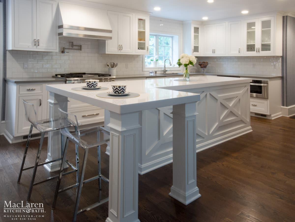 Custom Countertops Maclaren Kitchen And Bath