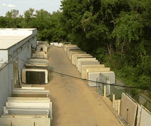 MacLaren Fabrication Kitchen and Bath Slab Yard