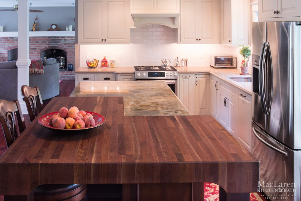 wood decoholic ideas natural countertops rustic countertop reclaimed